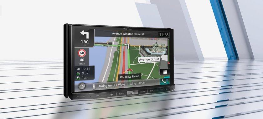 Навигационные системы дания фото 674-177