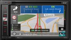 Мультимедийные навигационные системы