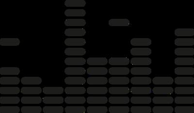 13-полосный графический эквалайзер
