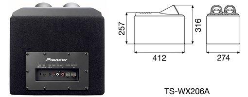 TS-WX206A
